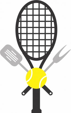Afbeeldingsresultaat voor bbq tennis